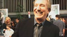 Alan Rickman Interview - Half-Blood Prince US Premiere - Премьеры ...