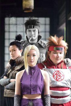 Formation Ino–Shika–Chō