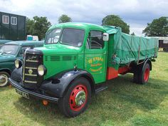 Bedford O Series Flatbed by classic vehicles, via Flickr