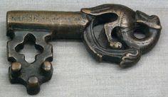 Chave do Mosteiro Memleben, 2ª Metade do Século XII  Museu de Artes Decorativas de Berlim