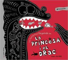 LA PRINCESA I EL DRAC (Colorin colorado): Amazon.es: Sonia Alins: Libros