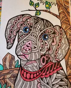 ColorIt Free Coloring Pages Colorist: Deb Higham#adultcoloring #coloringforadults #adultcoloringpages