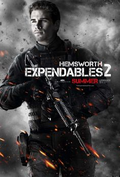 The Expendables Get Their Own   Posters and Action Figures