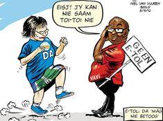 Ken Hom, Afrikaans Quotes, Cartoon, Tops, Cartoons, Comics And Cartoons