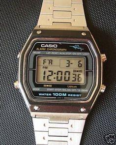 Casio DW-200 DIVER