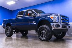 Powerstroke Diesel Fully Loaded 2012 Ford F-250 Lariat 4x4 truck For Sale | Northwest Motorsport