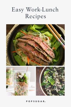 40+ good-looking brown-bag lunches