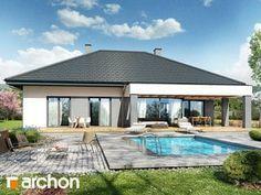 gotowy projekt Dom w przebiśniegach 2 (G2)