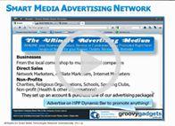 New Smart Media Advertising Branding  http://dwellerbda.smartmediatechnologies.com
