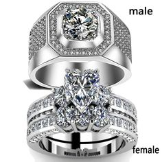 WildKlass 0.57ct CZ 14k Gold Plated Wide Cocktail Cable Ring
