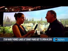 D23 2017: 'Star Wars' Disneyland attraction sneak peek