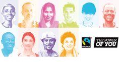 Attraverso le nostre scelte miglioriamo il mondo. Date un'occhiata e grazie! #powerofyou @FairtradeItalia #ad