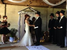 Steampunk Wedding with The Alley Vintage and Costume