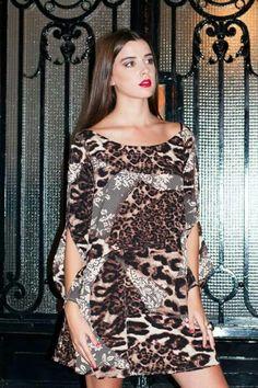 Print dress - AW'15