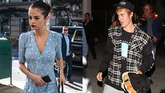 #Justin Bieber & #Selena Gomez #Spotted Having #Breakfast Together: 3rd Time Exes Sighted
