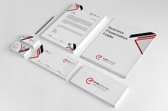 Business Stationary by Climax on @creativemarket