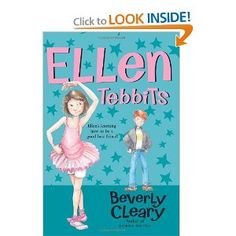 Ellen Tebbits, by Beverly Cleary  Before Ramona there were Ellen Tebbits and Otis Spofford.
