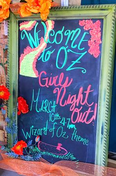Wizard of Oz themed Girls Night Out at The Emporium!!! March 10th.