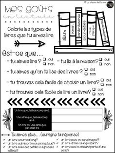 French Teaching Resources, Teaching French, Reading Resources, Teaching Tools, Daily 5 Reading, Classroom Management Techniques, Social Studies Classroom, French Classroom, Future Jobs