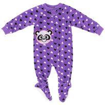 Purple Panda Blanket Sleeper for Girls $9.99