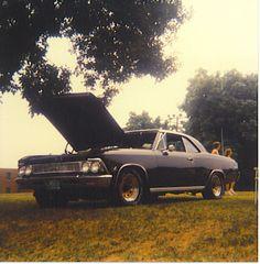 Vintage 66 Chevelle
