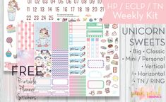 Free planner printables, diy crafts, and card making crafts. Planner stickers for the Happy Planner, Erin Condren, and all types of planners. Kikki K Planner, Free Planner, Planner Layout, Happy Planner, Planner Ideas, Weekly Planner, Printable Planner Stickers, Free Printables, Perfect Planner