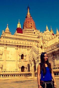 If you are in South-east Asia,  Bagan is a must visit! - Myanmar