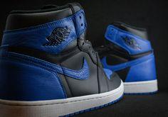 "The Air Jordan 1 ""Royal"" Returns Next Month"