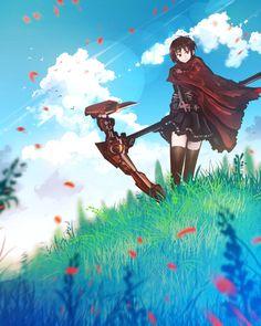 RWBY - Fairytale Bliss by anonamos701