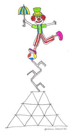 #comediantes equilibristas laborales