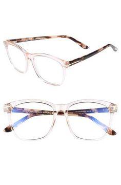 2173b2a2a43a Tom Ford 54mm Optical Glasses Optical Glasses
