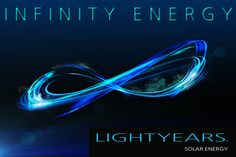 Infinity energy jendrusch.com Vertical City, Solar Energy, Infinity, Solar Power, Infinite