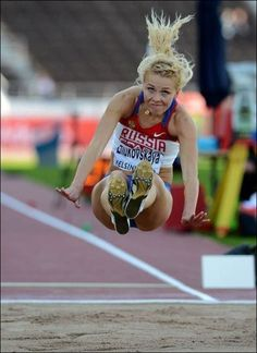 sports ...long jump