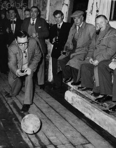photos of old bowling alleys | Old Bowling Alley