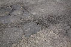 How to Repair a Cracked and Uneven Cement Pad | Concrete ...