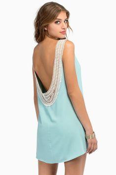 Back Story Crochet Dress