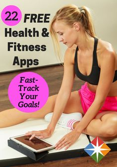 Reach your goals easier with these 22 free health and fitness apps we know you'll love. It never hurts to have technology guide you along in your exercise and nutrition plans.