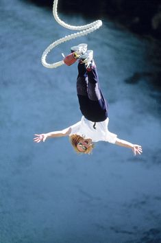 Extreme sports - bungy