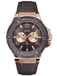 GUESS RIGOR Watch | W0040G3