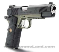 Mmm. Springfield Armory 1911 Operator. My favorite handgun!