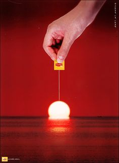 advertising campaign Shining design by Lipton! Poster Ads, Advertising Poster, Advertising Campaign, Ads Creative, Creative Posters, Clever Advertising, Advertising Design, Guerilla Marketing, Commercial Ads