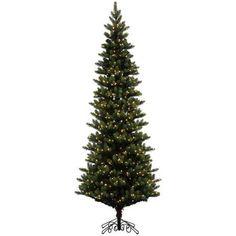 Vickerman Pre-Lit 9' Instant Royal Artificial Christmas Tree, LED, Warm White Lights