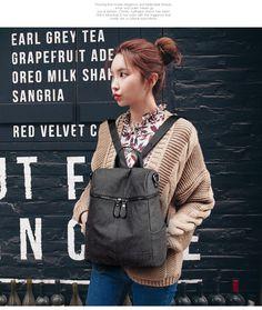 กระเป๋า LittlePig Backpack Black SeriesF ราคา 990 บาท ส่งฟรี