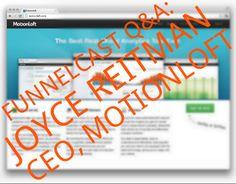 Q&A: Joyce Reitman, CEO of MotionLoft | The News Funnel
