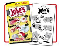 Packaging by Monkey Doodle Dandy (Kurt Marquart) at Coroflot.com