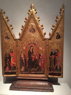 Master of the Richardson Triptych  LACMA