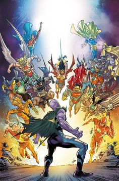 DC Comics Universe & December 2019 Solicitations Spoilers: Justice Society Of America Plays HUGE Role In End Of Justice / Doom War With Justice League! Dc Comics Superheroes, Dc Comics Characters, Dc Comics Art, Batman City, Batman And Superman, Superman Artwork, Superman Family, Batman Arkham, Batman Robin