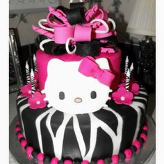 More ideas for Saylor's 7th birthday cake!