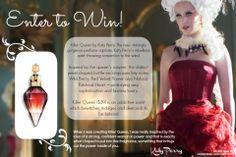 Katy Perry Fragrance – Killer Queen  Win it!