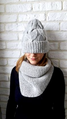 Knitted Hats, Crochet Hats, Warm Outfits, Sweater Weather, Winter Hats, Beanie, Patterns, Knitting, Sweaters